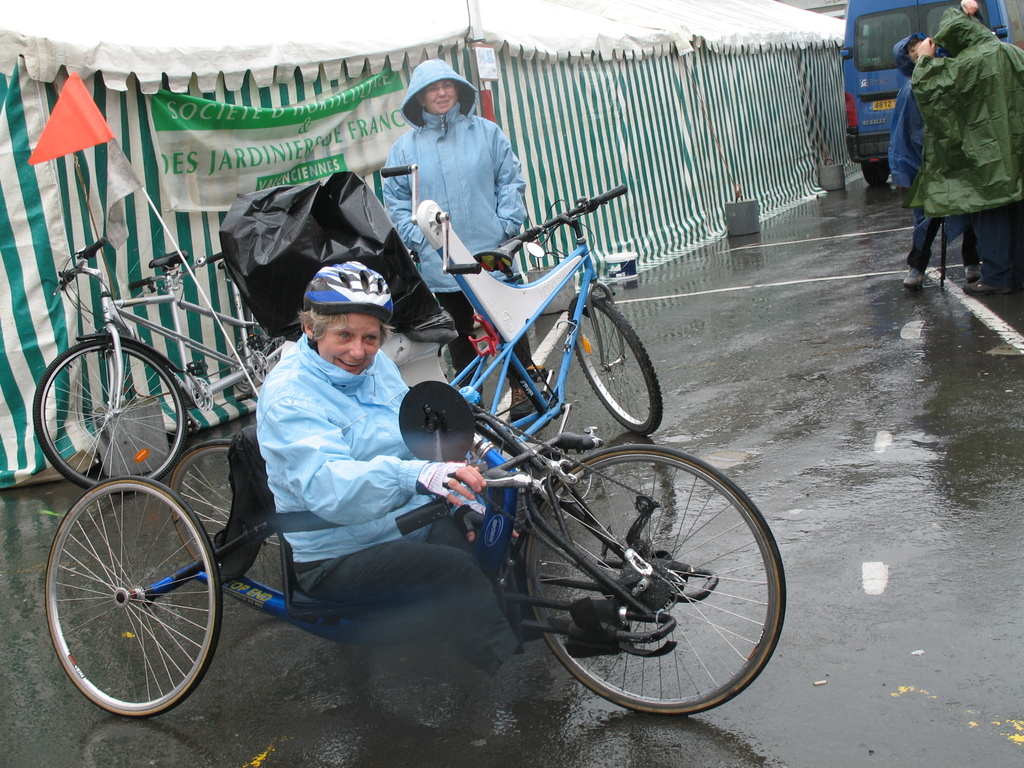 Journée du Handicap à Flers et Pays du bocage Ornais 25 mars 2006
