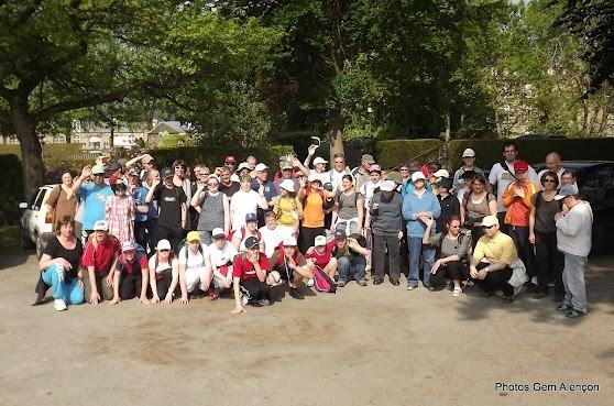 Randohandi  CDSA à Flers juin 2012