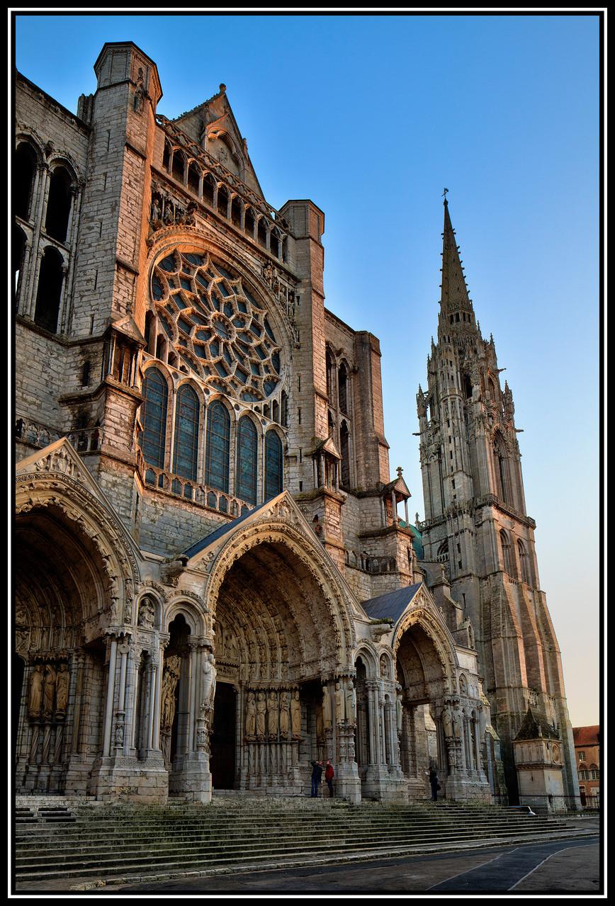 Cathédrale Notre-Dame de Chartres, France (2012)