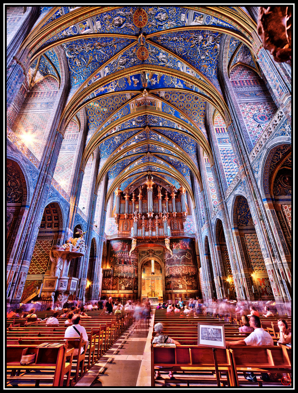 Cathédrale Sainte-Cécile, Albi, France (2012)