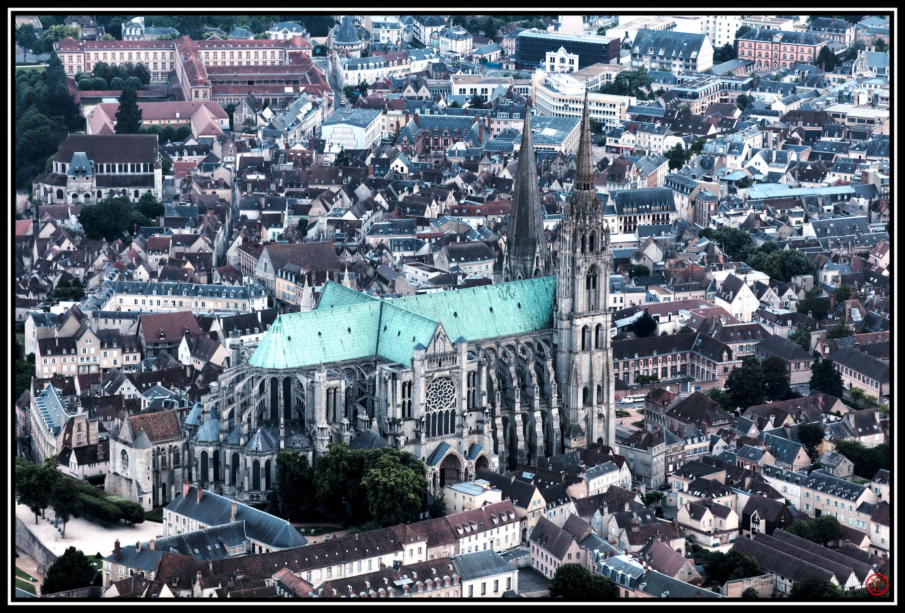 Cathédrale Notre-Dame de Chartres, France (2013)