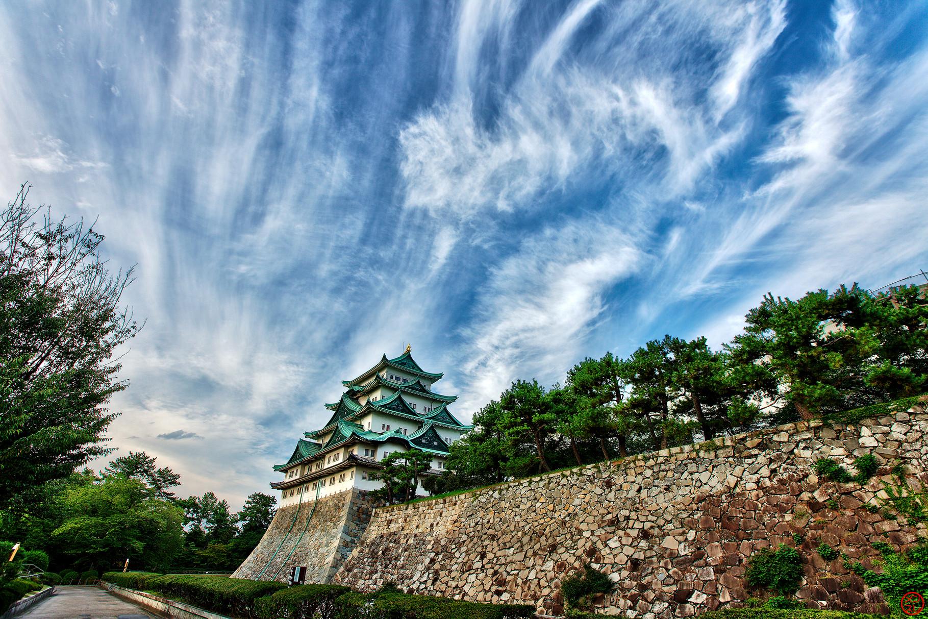 Château de Nagoya, Japon