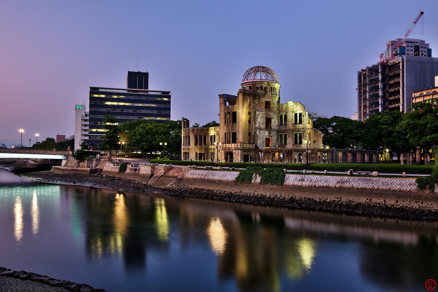 Hiroshima, août 2015