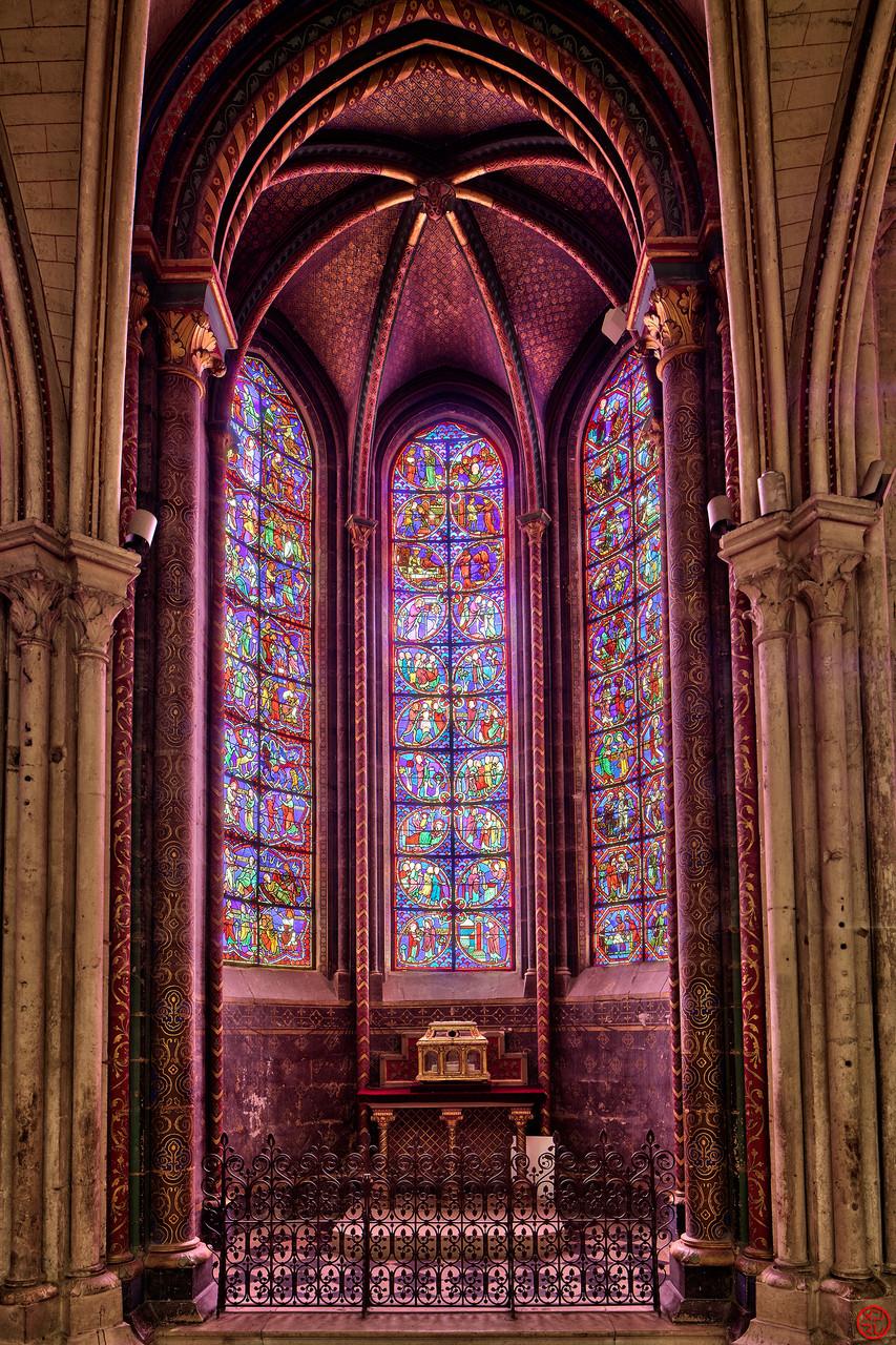 Cathédrale de Bourges, 2015
