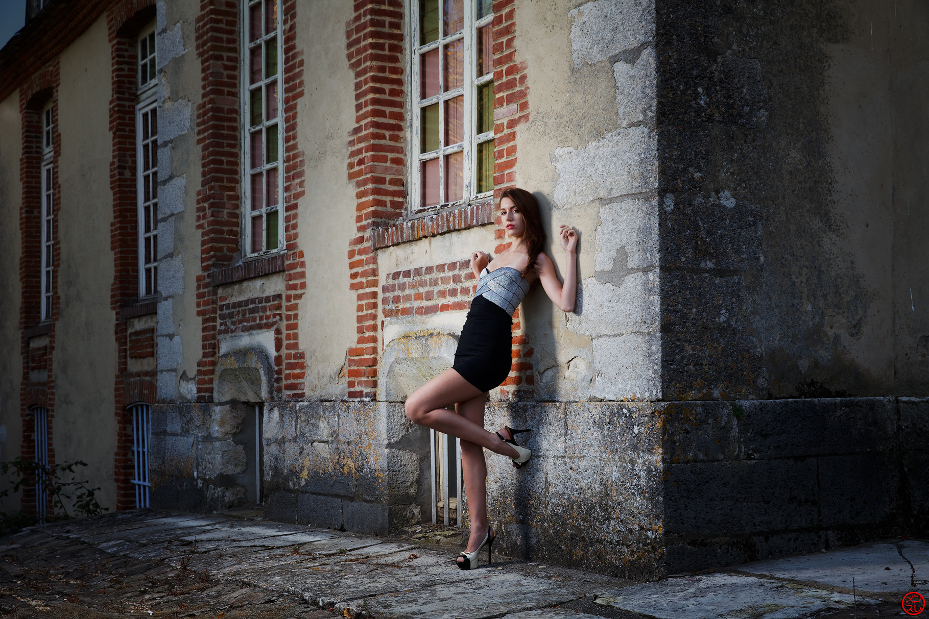 Emily, château de Plaisir, 2014
