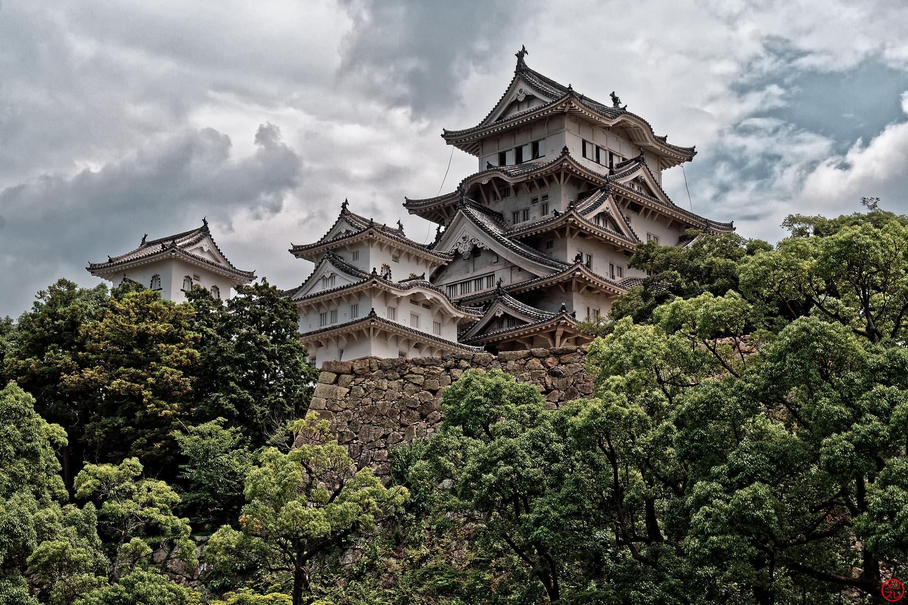 Château de Himeji, Japon