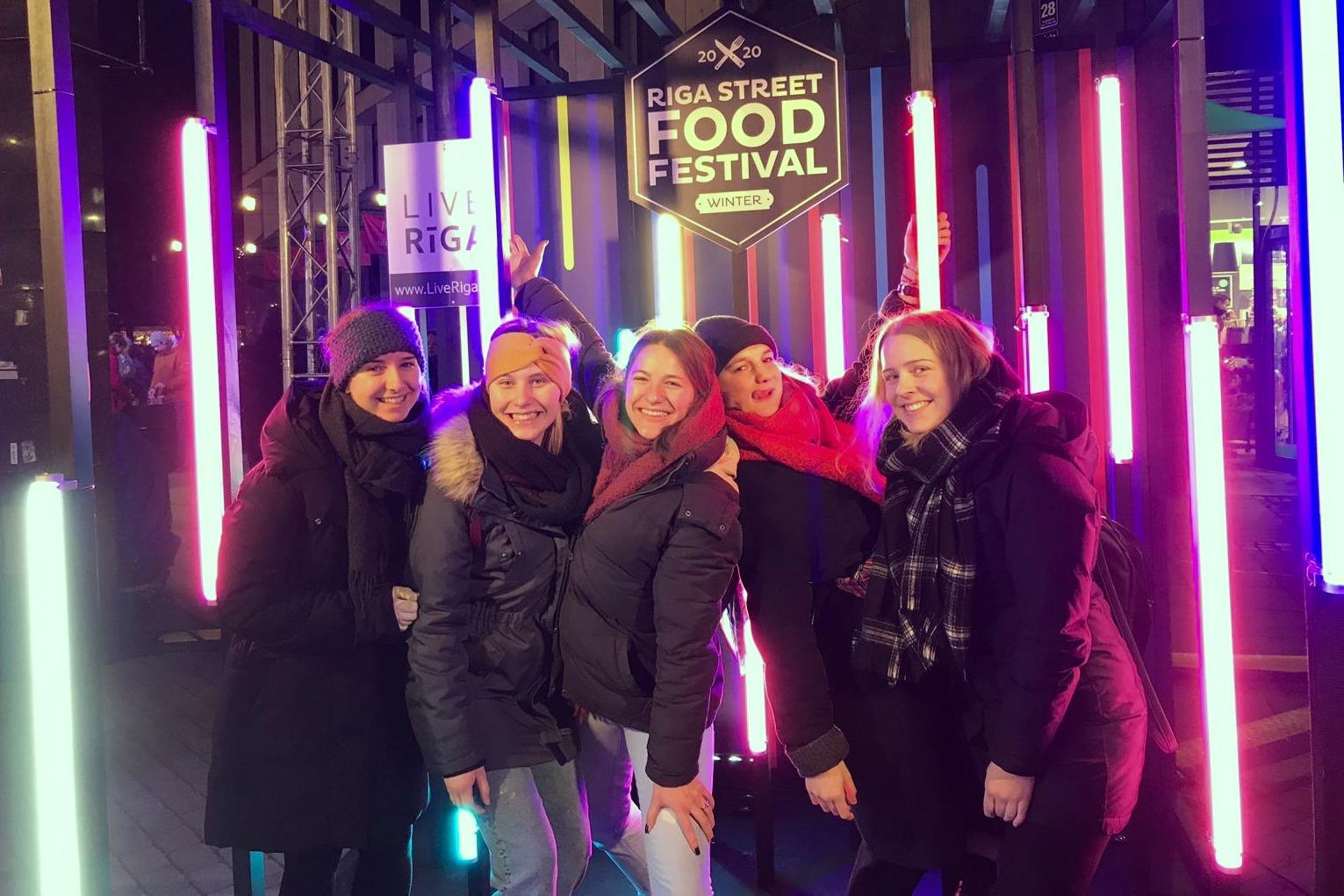 Riga Street Food Festival