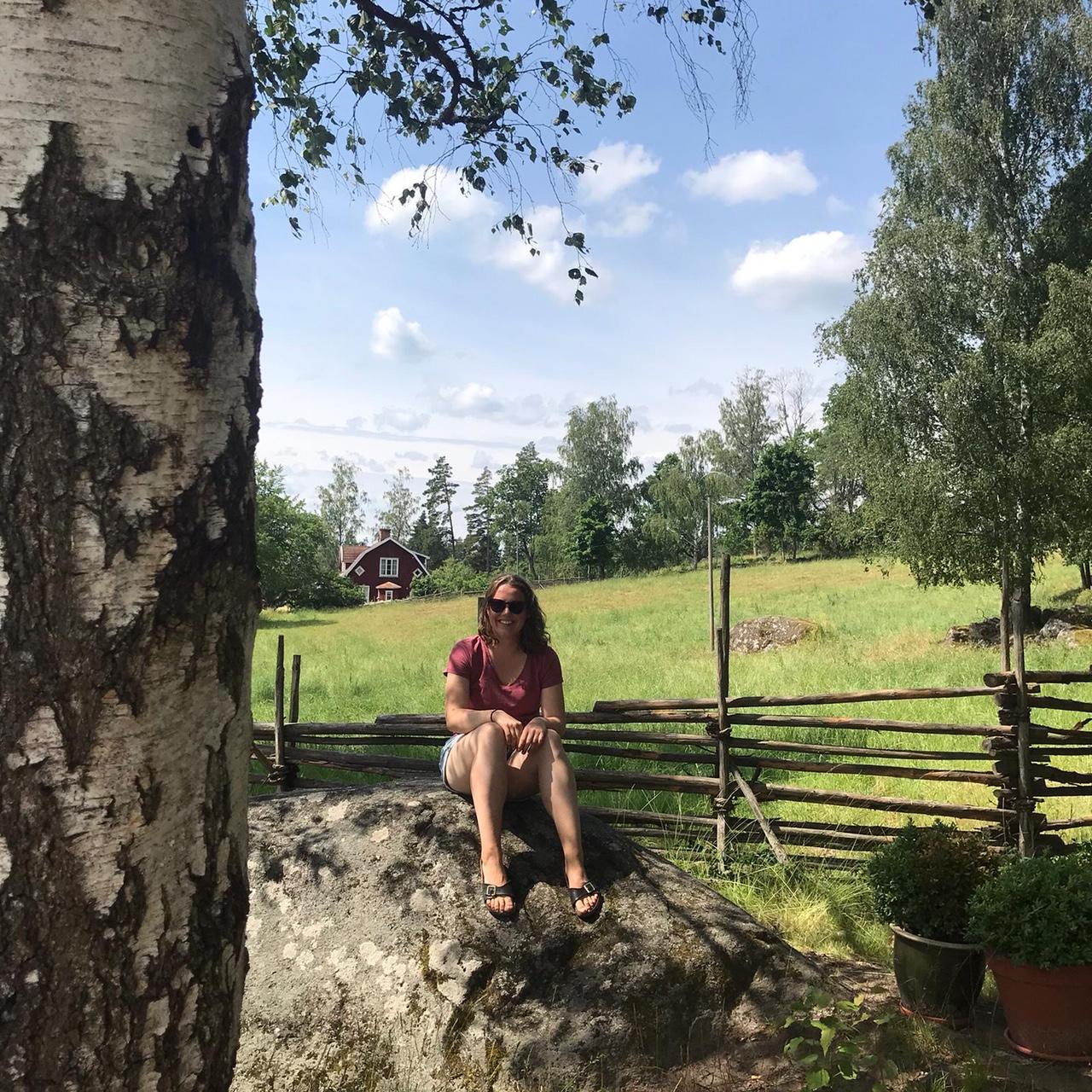 Besuch in Kattholt, der Heimat von Michel aus Lönneberga