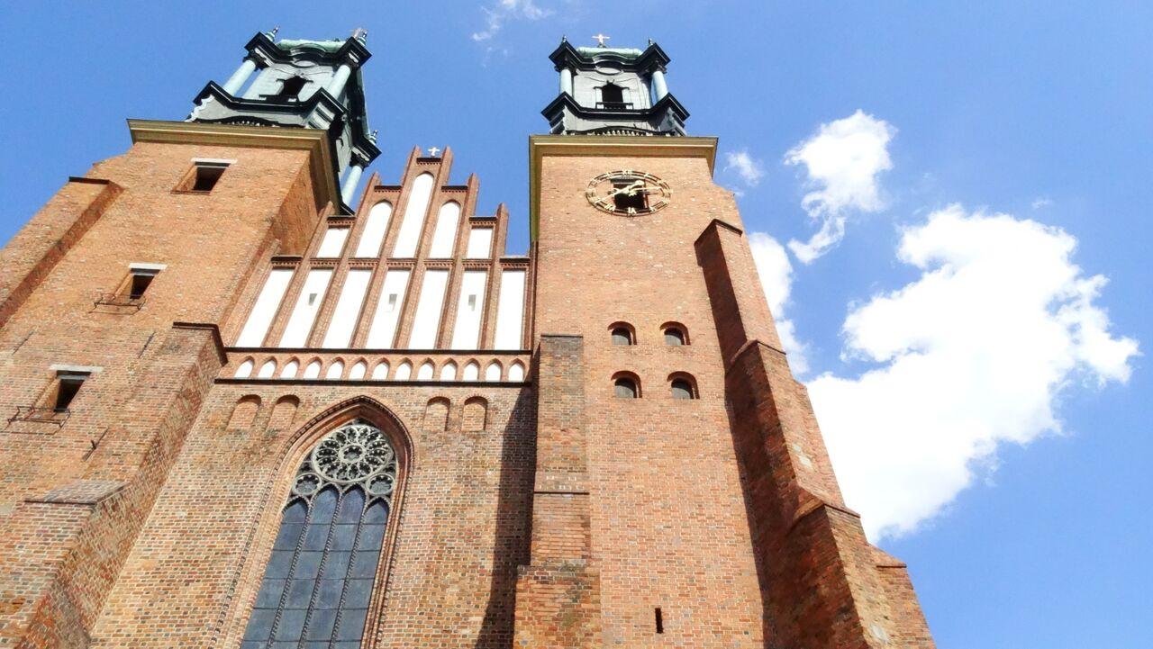 Die Domkirche in Posen