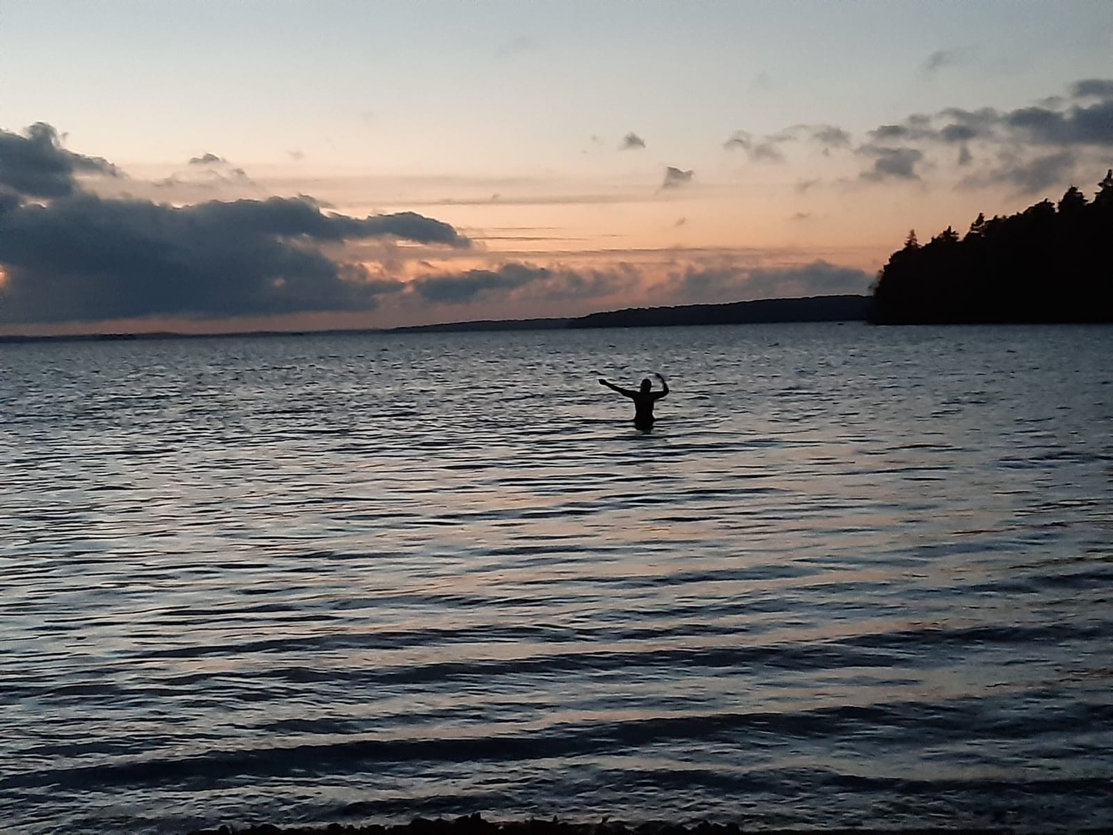 Baden im See
