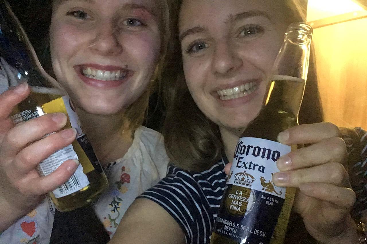 """Damals ... als """"Corona"""" nur eine Biermarke war ..."""