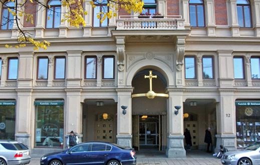 St. Eugenia Stockholm, Schweden