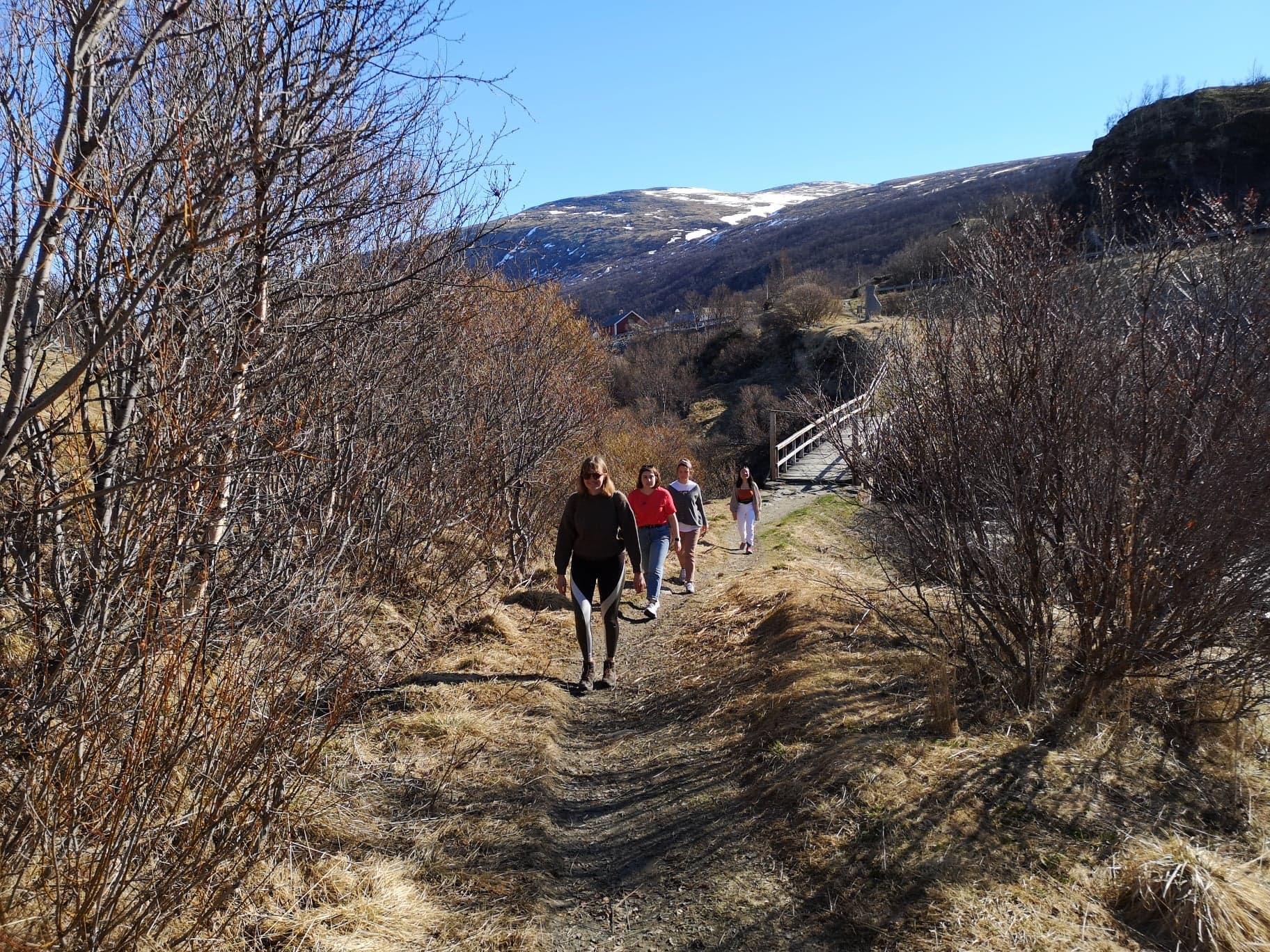 Wandern im Gudbrandsdalen