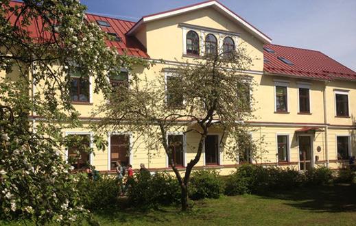 Katholische Schule in Tartu, Estland