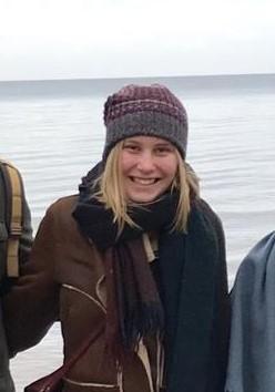 Emelie blickt auf ihre Zeit in Riga zurück