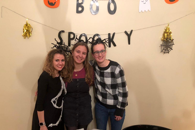 Halloweenfeier