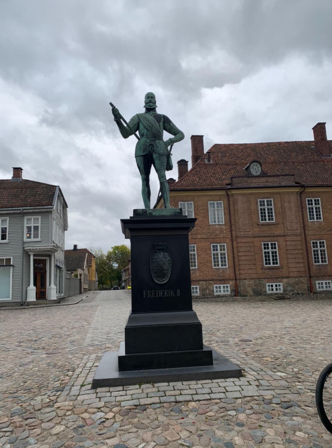 Ausflug nach Frederikstad