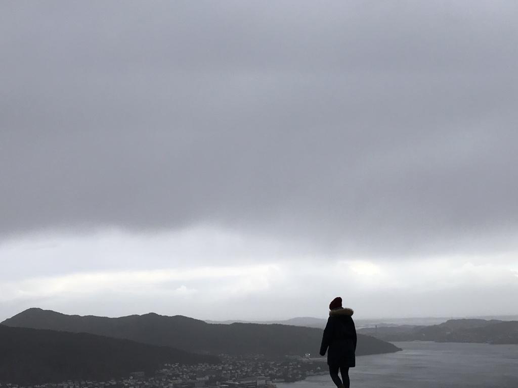 Zu Besuch in Bergen