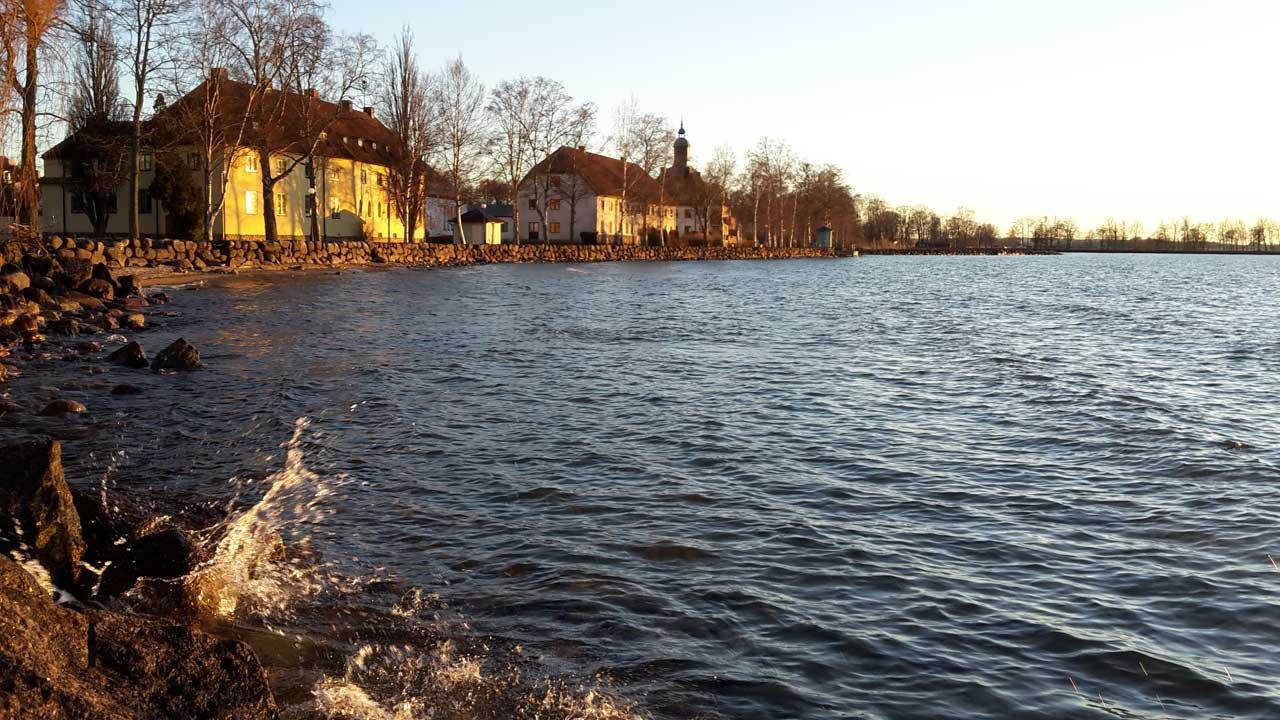 Gästeheim und Kloster der Birgittinnen in Vadstena