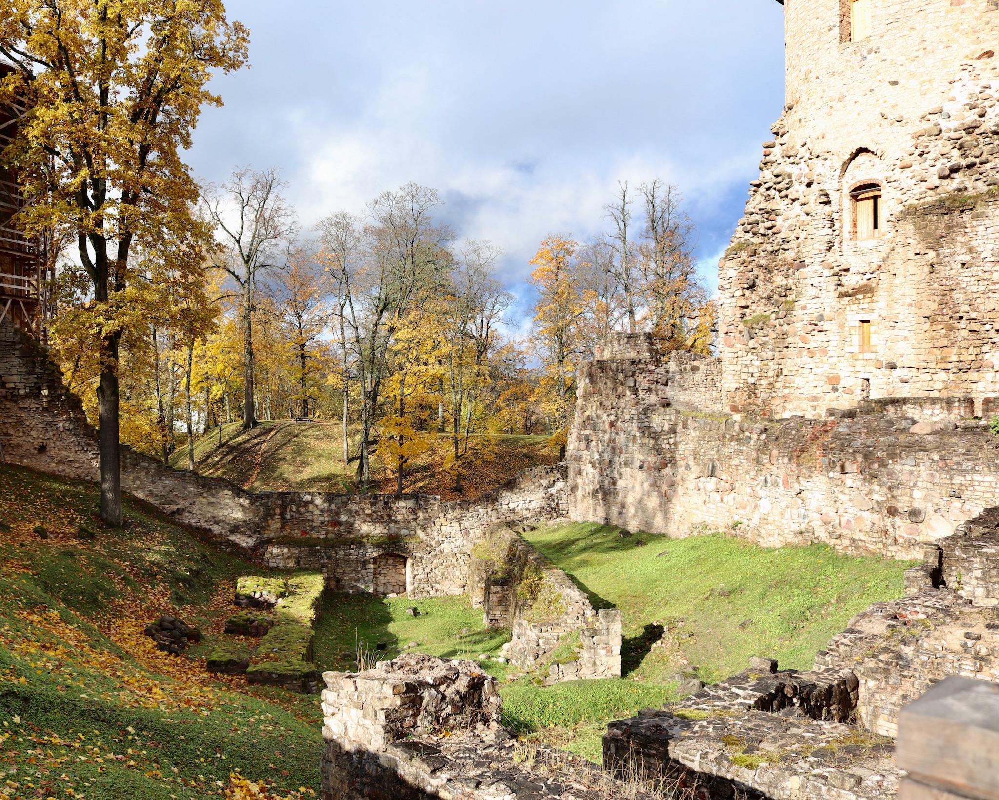 Schloss von Cesis