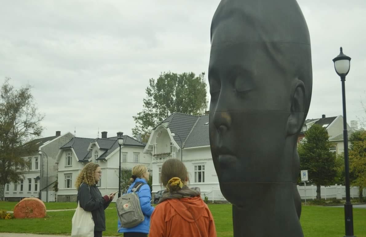 Ausflug nach Fredrikstad