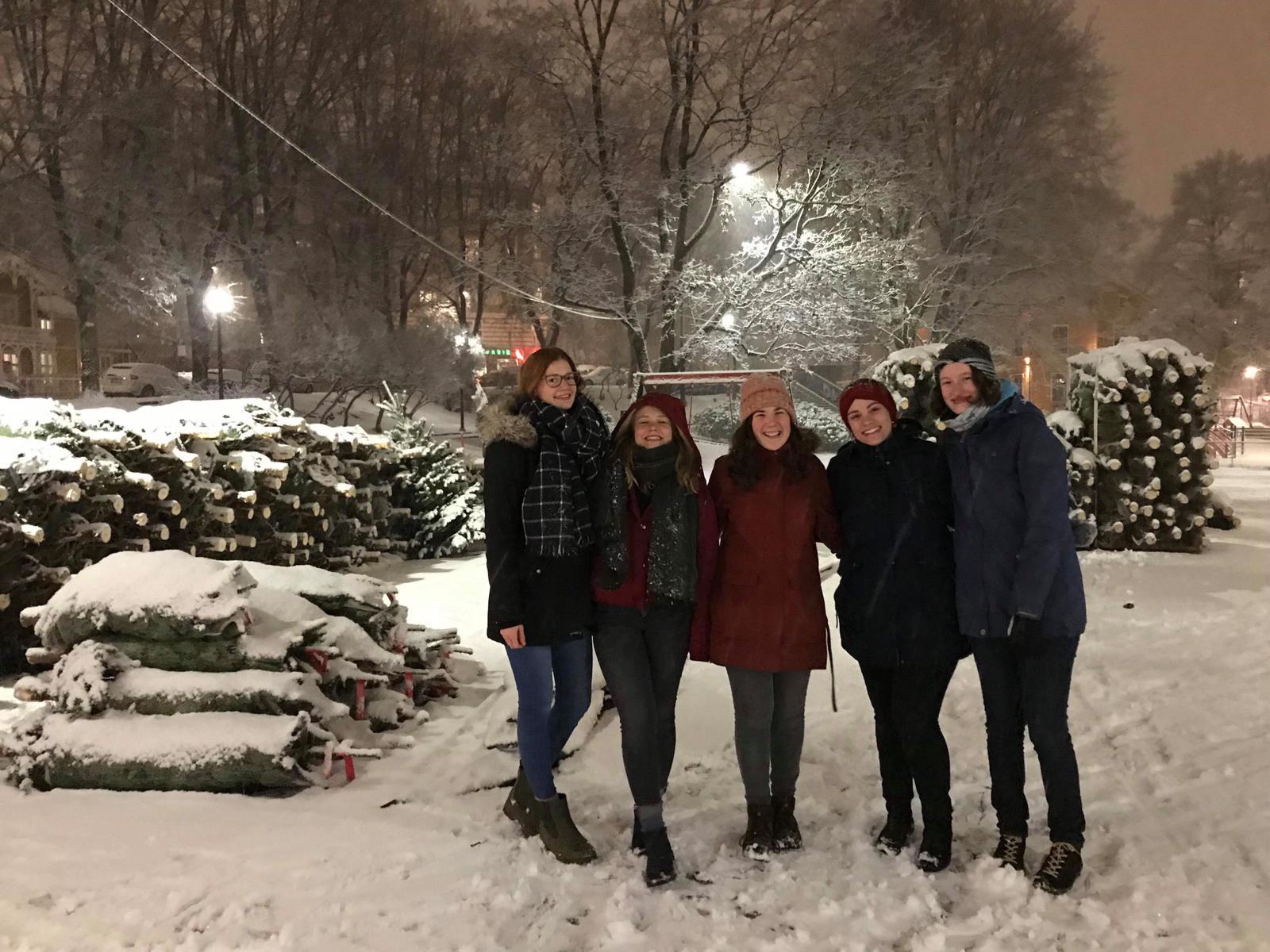 Zu Besuch in Oslo im Katarinahjemmet