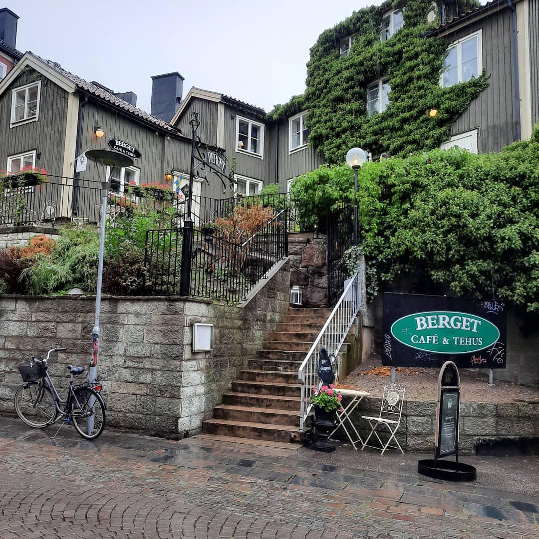 Café in Linköping