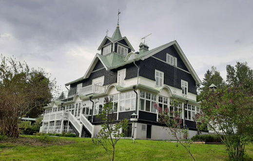 Stiftsgården Marielund, Schweden