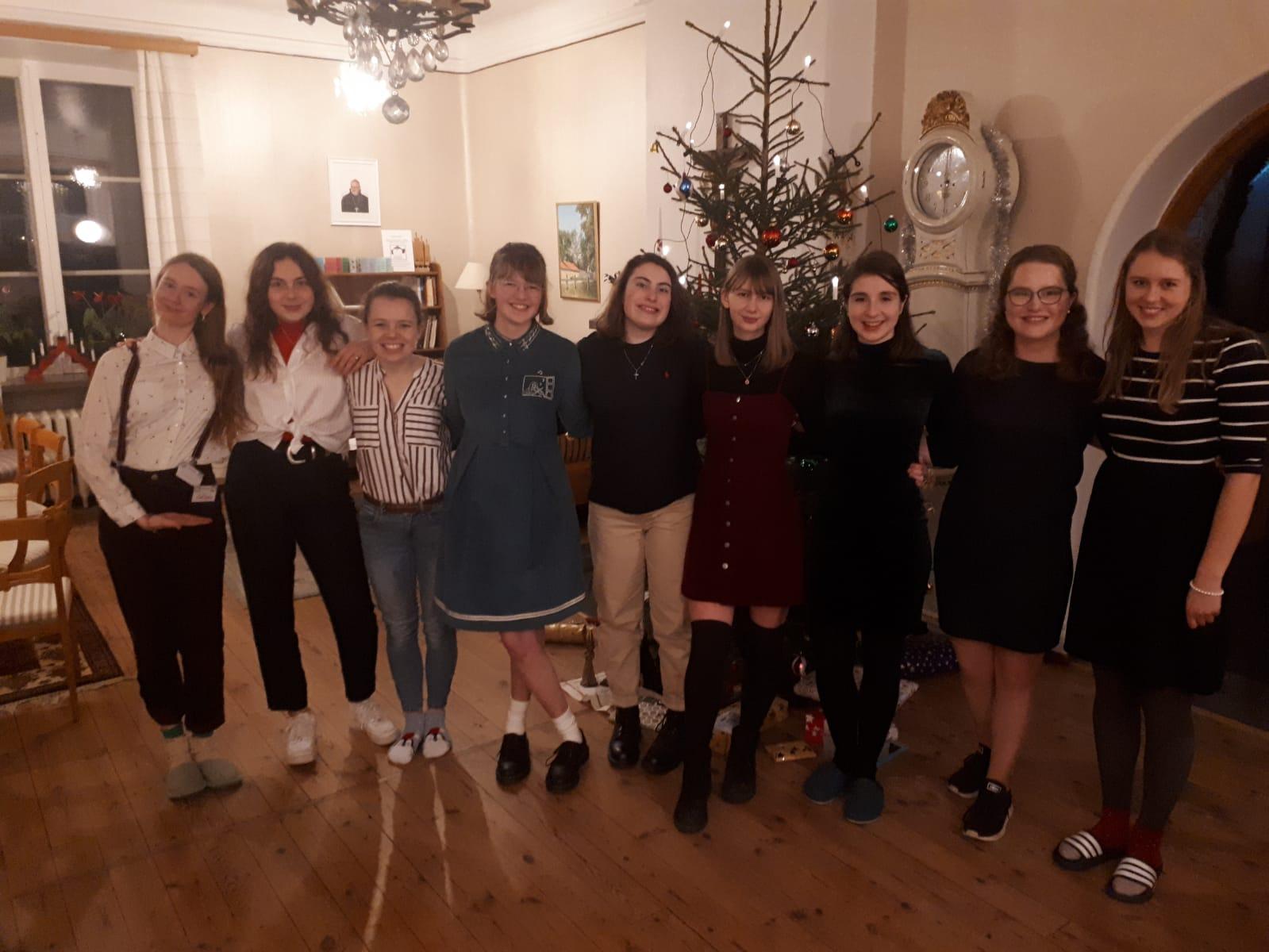 Weihnachten in Vadstena