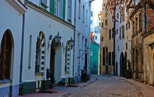 Dominikanerinnen in Riga, Lettland