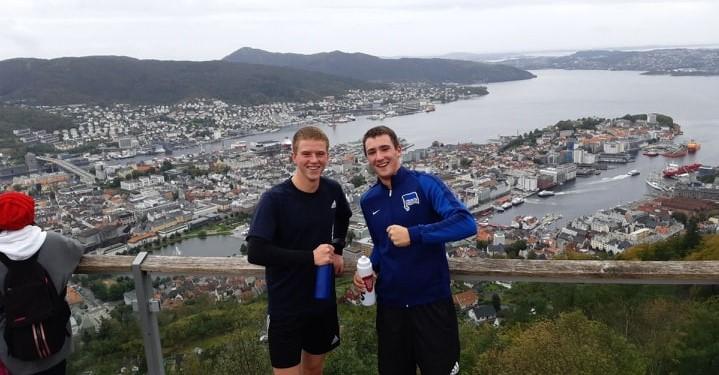 Training für den Marathon mit Lasse