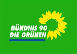 Logo Bündnis 90 / Die Grünen