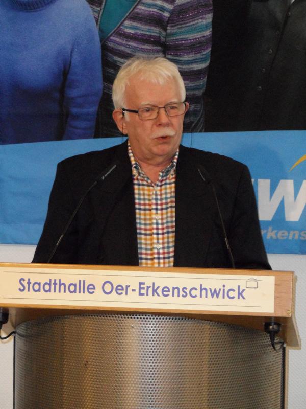 Helmut Lenk berichtet über die Geschichte der UWG