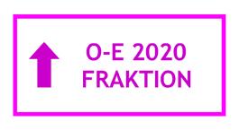 Logo O-E 2020 Fraktion