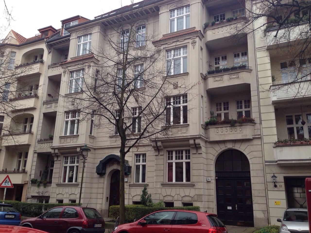4-Zimmer Eigentumswohnung in ruhiger aber zentraler Lage