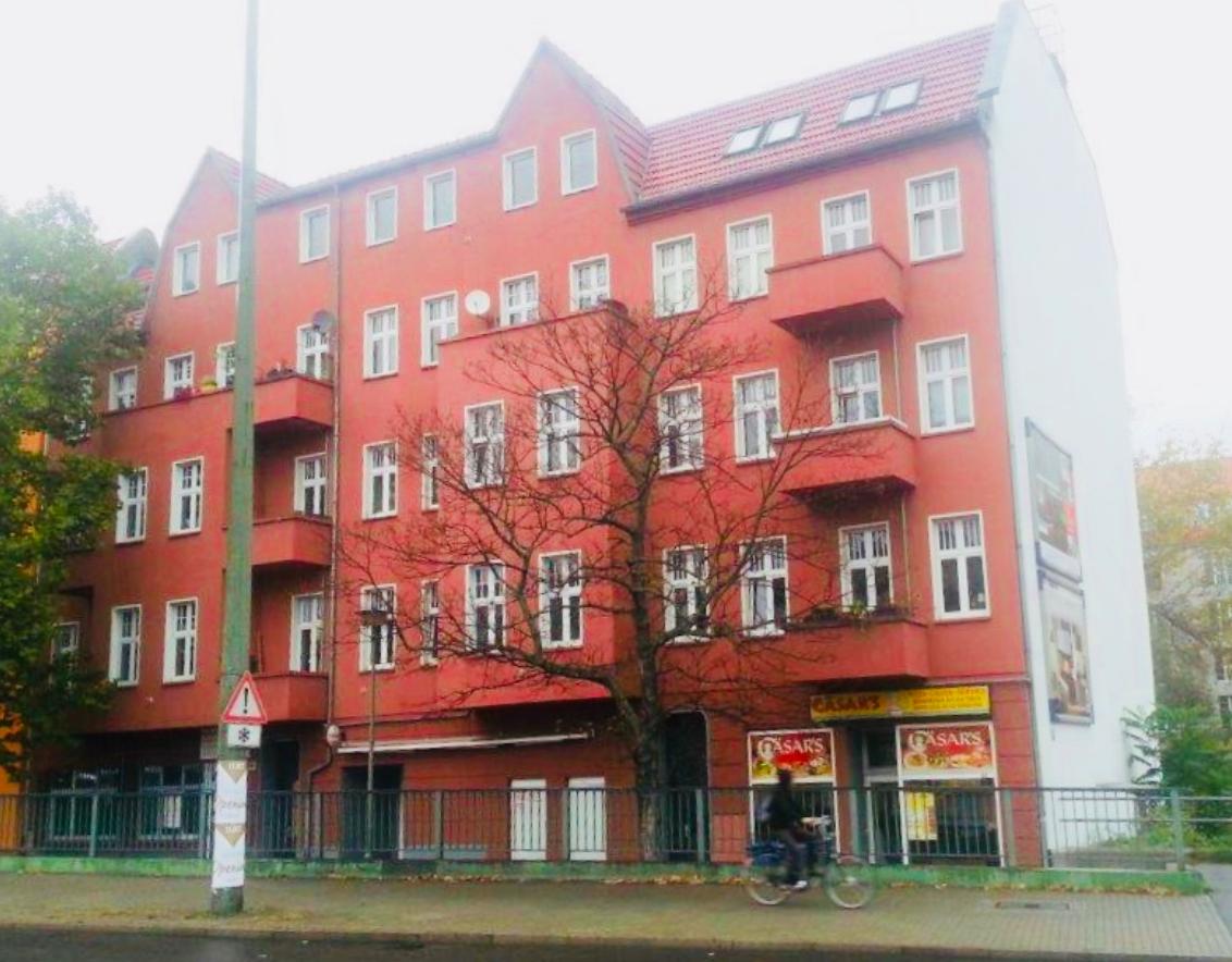 Mietshaus als Kapitalanlage