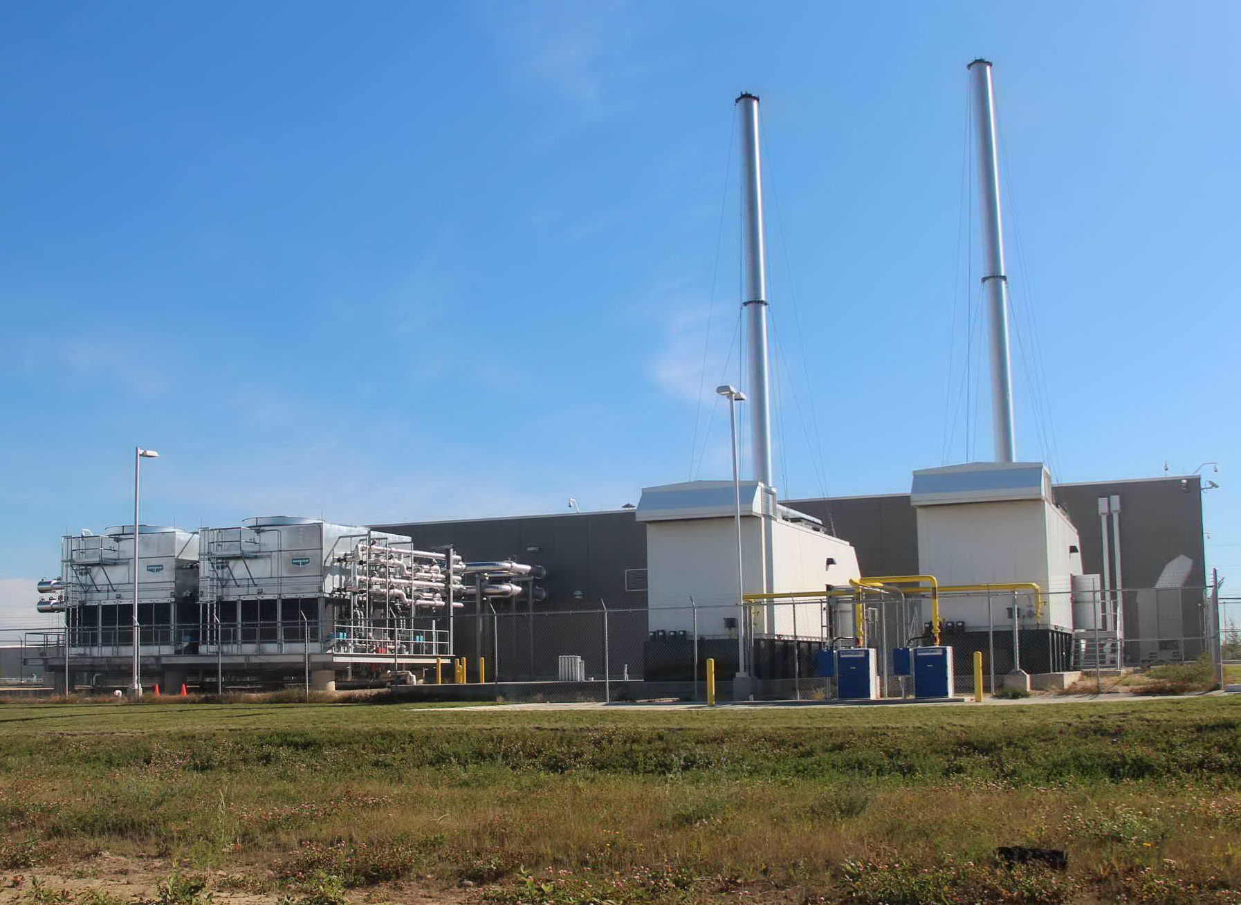 Natural Gas Emergency Power Generation