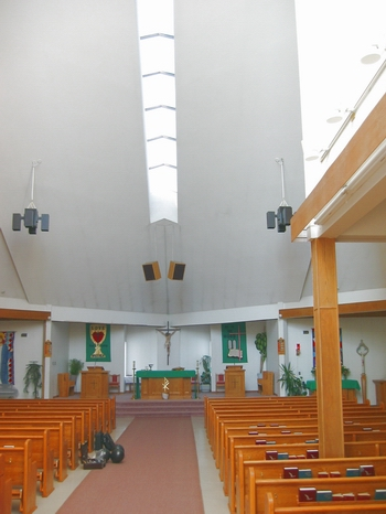 Church in Need of Reverberation Control