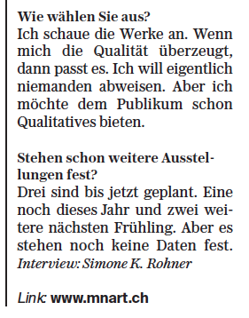 Bieler Tagblatt vom 17. September 2019