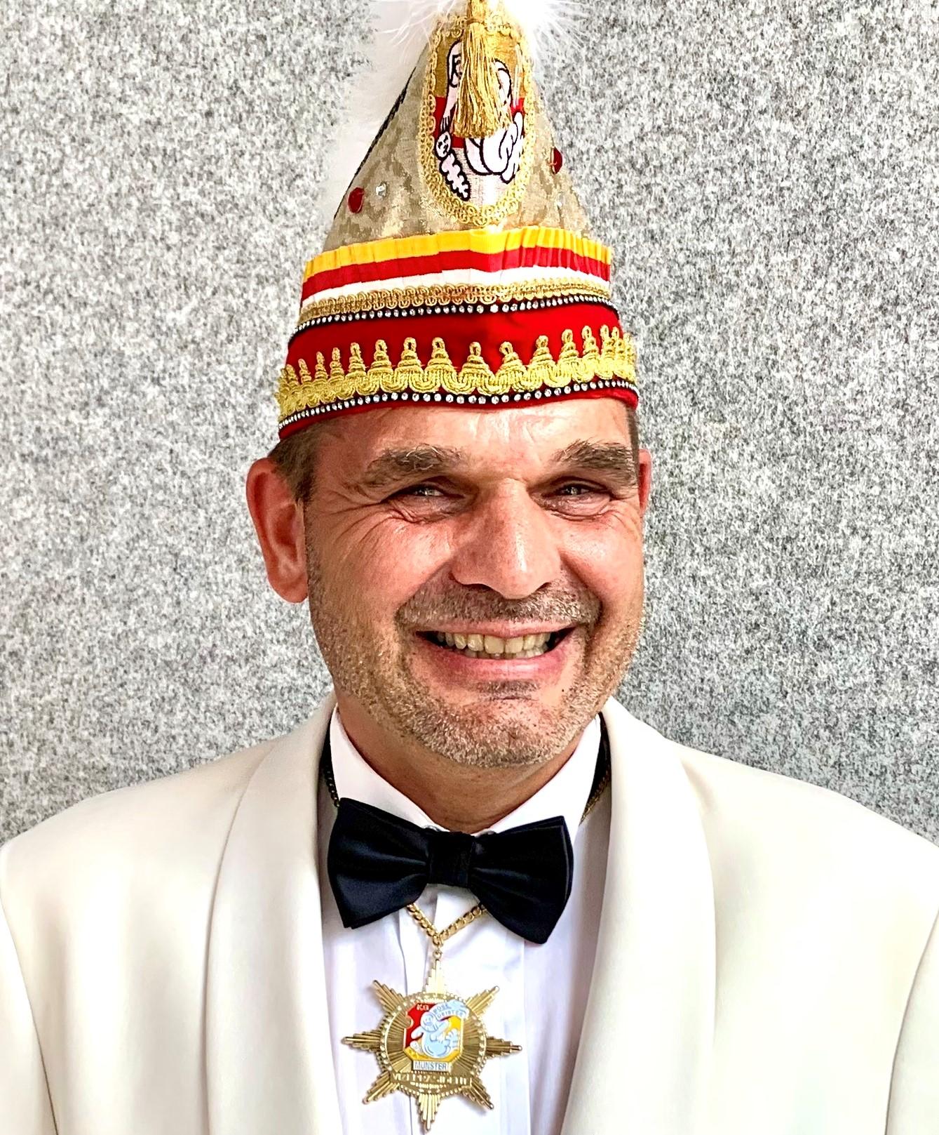 Ingo Veltmann - Vizepräsident