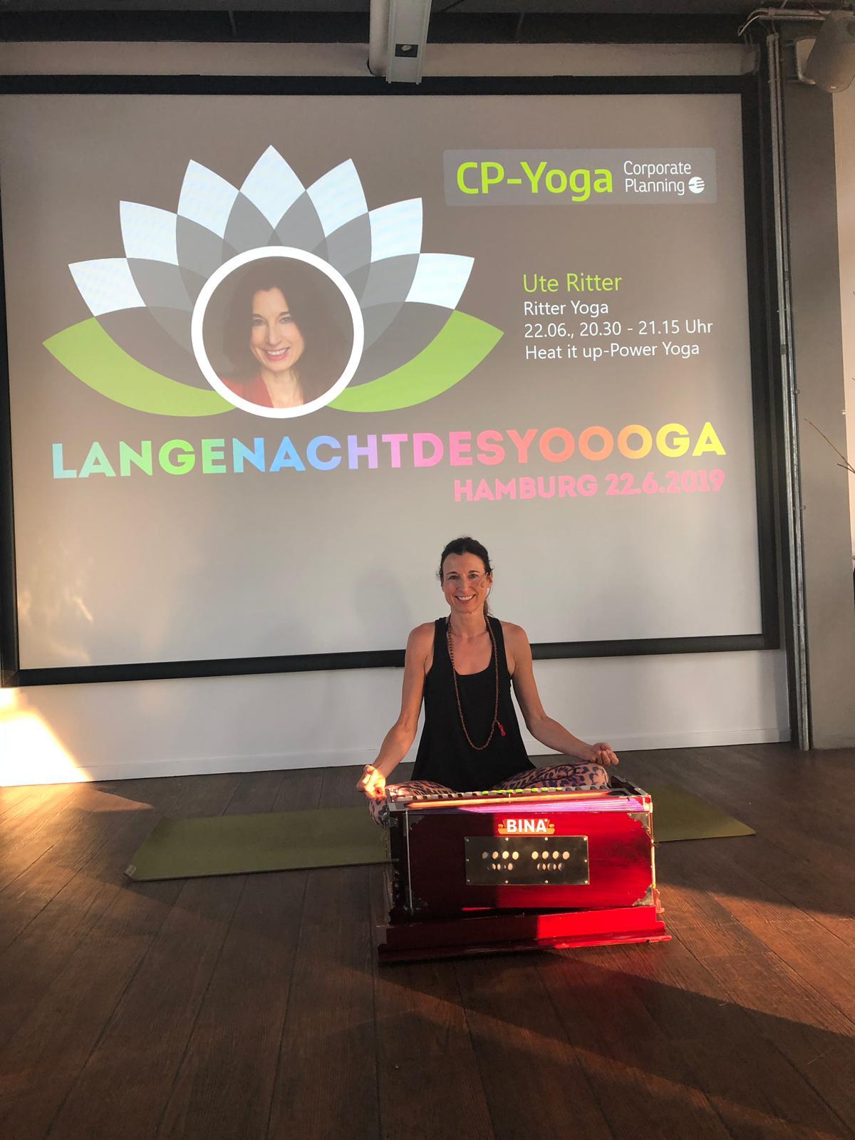 Namaste' - Die lange Nacht des Yoga - 22.06.2019