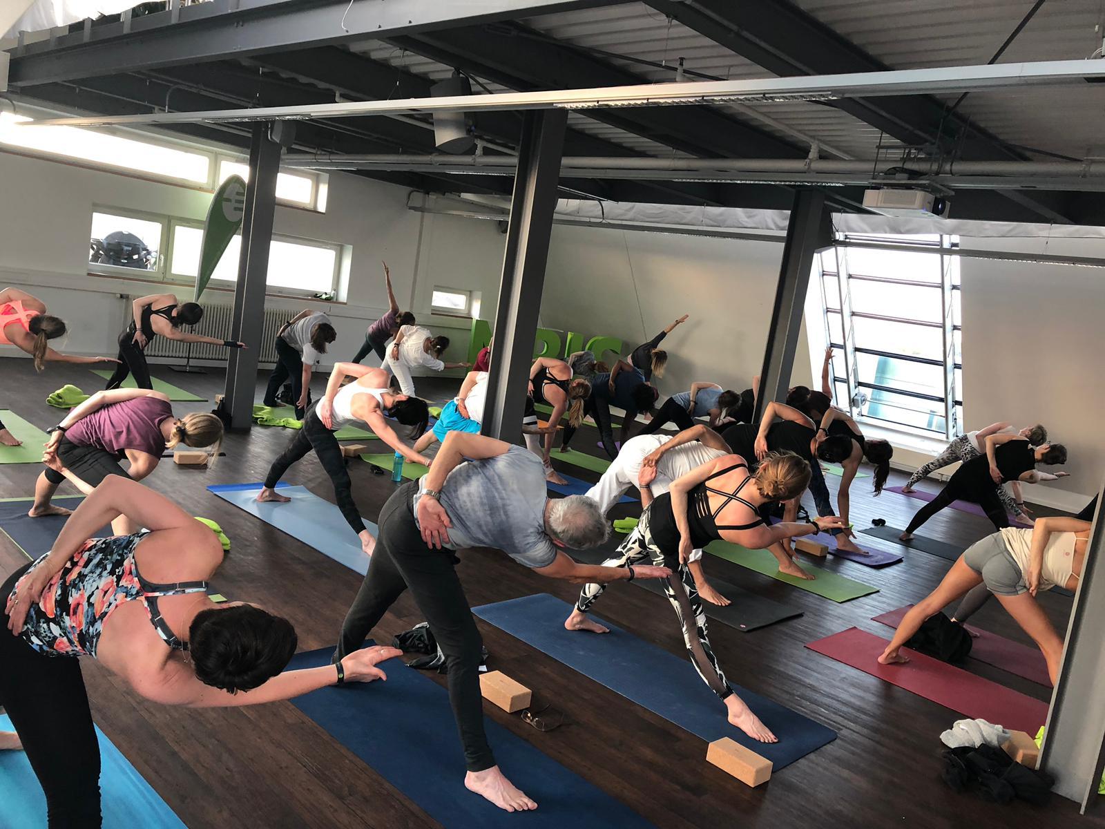 Power Yoga Flow - Lange Nacht des Yoga