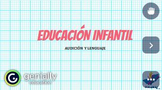 (Audición y  Lenguaje) RECURSOS EDUCACIÓN INFANTIL