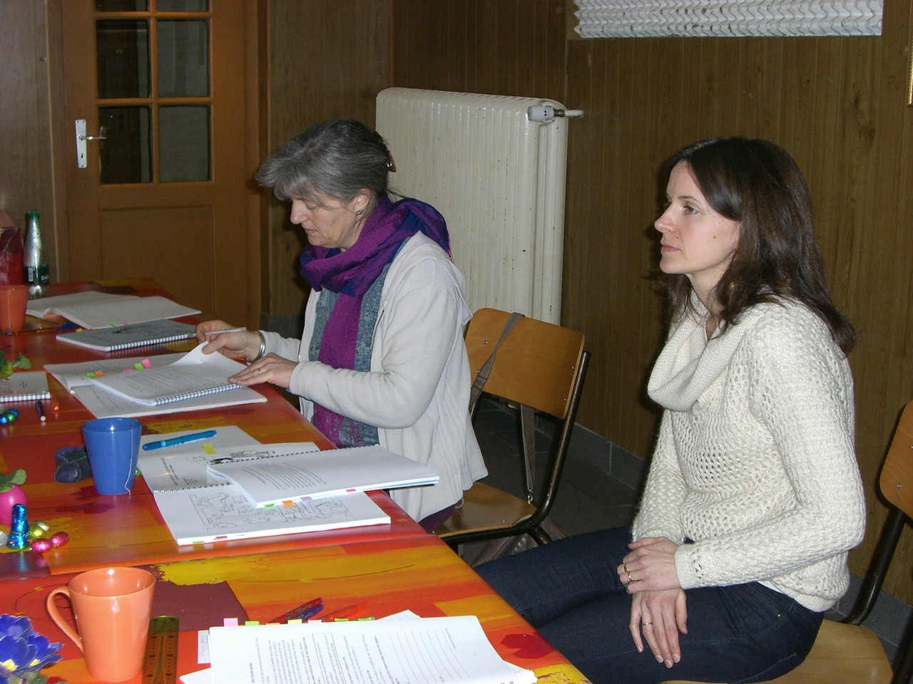 FORMATION FABER & MAZLISH A STAFFELFELDEN LES 26-27-28 MARS 2013