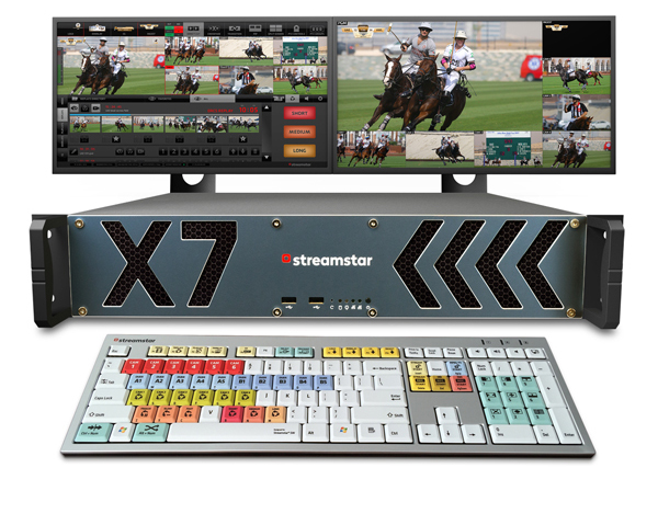 Streamstar x7 Gerd Miethe Filmproduktion Videoproduktion.
