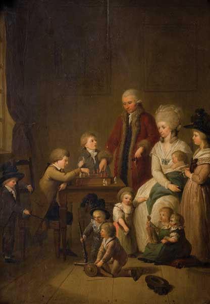 Johan Zoffany 1733 - 1810
