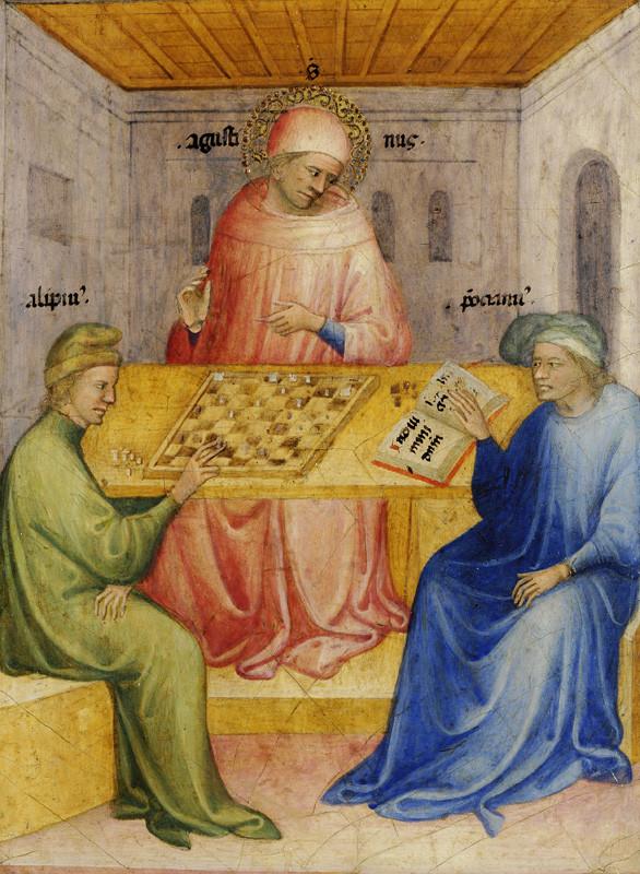 Nicolo di Pietr 1413 - 1415