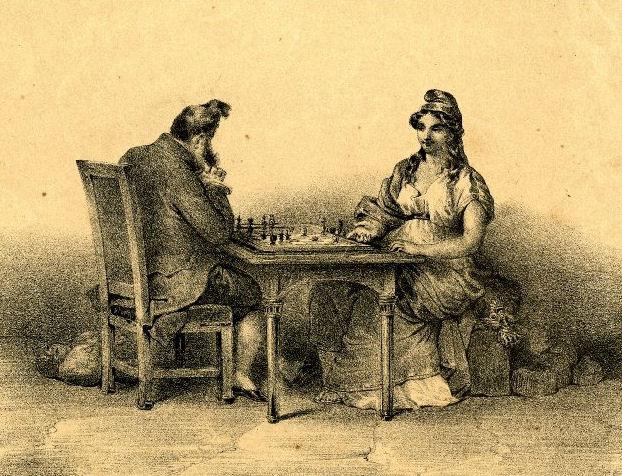 Aubert France Quand 1843