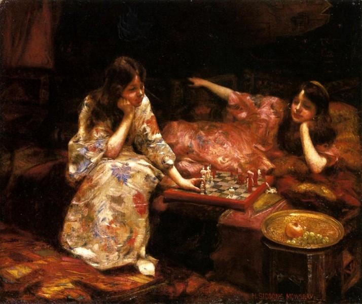 Henry Siddons Mowbray 1890