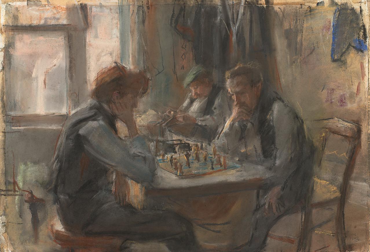 Isaac Israëls 1922